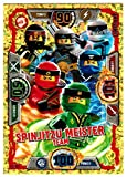 Ninjago Lego Trading Card Game - Spinjitzu Meister Team LE10 - Limitiert - Deutsch