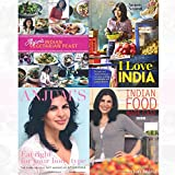 Anjum Anand Cookery Books Collection 4 Books Set (Indian Food Made Easy, Anjum's Eat Right for Your Body Type, Anjum's Indian Vegetarian Feast[Hardcover], I Love India [Hardcover])