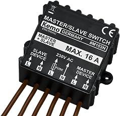 Unbekannt MASTER/SLAVE SCHALTER 230 V/AC,400 V/AC