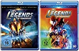 DC's Legends of Tomorrow Staffel 1+2 [Blu-ray]