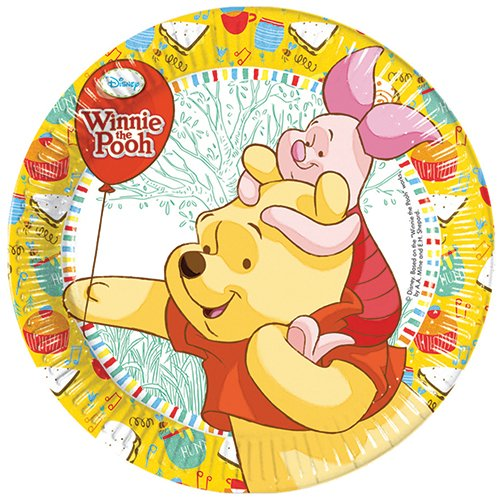 Disney Winnie l'ourson fête masques