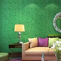 XAH@ Wallpaper di sud-est asiatico stile camera da letto soggiorno sfondo smeraldo televisione di American anziani pura carta da parati , retro green