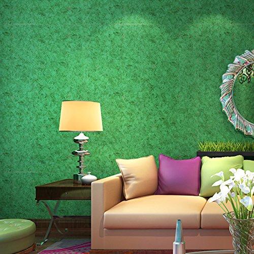 BBSLT Sud-est asiatico la camera da letto in stile salotto wallpaper Smeraldo sfondo televisivo americano di anziani carta pura sfondi