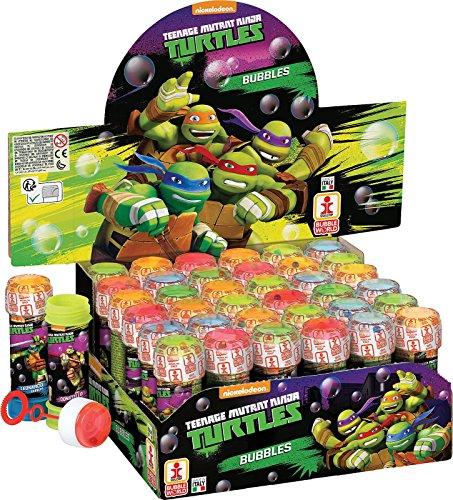 Range Wholesale Ninja Turtles Bubbles Tubs Partei-Beutel FillersToys Spiele - 12er-Pack - Ninja Pack Party Turtle