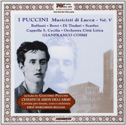 Preisvergleich Produktbild I Puccini Musicisti di Lucca Vol.5, Cess