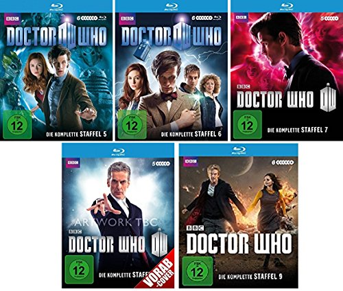 Staffel 5-9 [Blu-ray]
