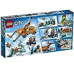Lego-City-60196-Artico-di-approvvigionamento-Aereo-Multicolore