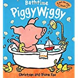 Bathtime PiggyWiggy (Pull-The-Page Book)