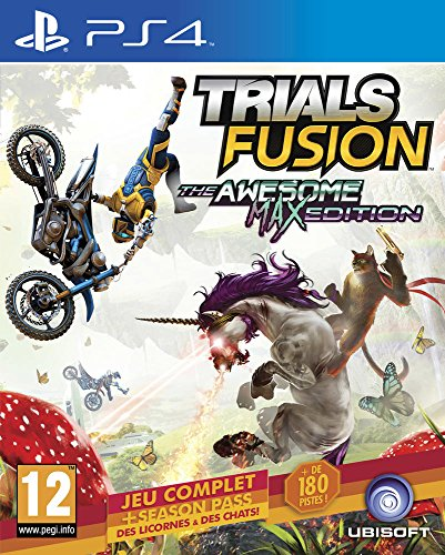 Trials Fusion – édition Awesome Max