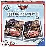 Cars–Memory, Brettspiel (Ravensburger 212231)