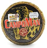 CampoMan Manchego Cheese, D.O, Extra Mature (6 Months) 1 kg