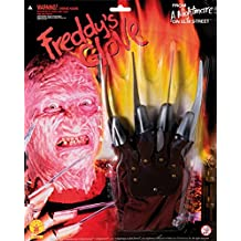 Guantes de Freddy Krueger (Pesadilla en Elm Street), de Rubie