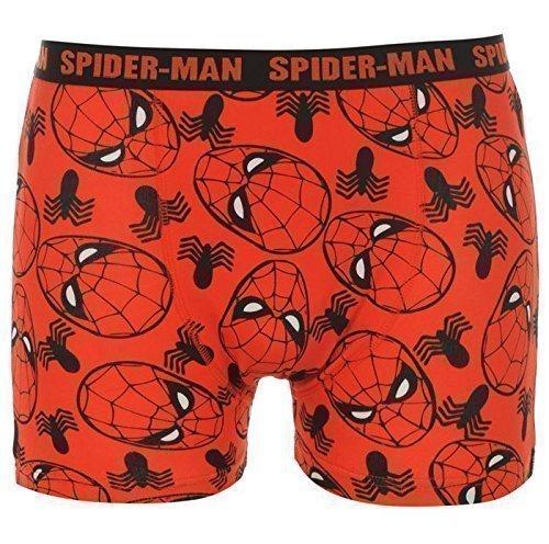 Herren Lizenz Boxershorts Batman Superman Rocky Balboa Spiderman