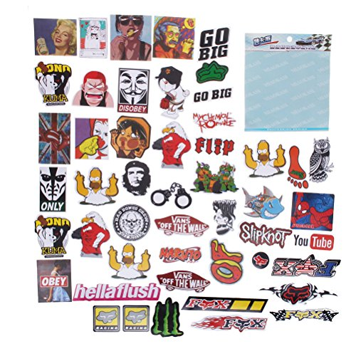 5713c6f6ba05 SUMAJU Decal Stickers Pack