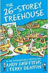 The 26-Storey Treehouse (The Treehouse Books) Paperback