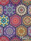 2019 Planner: Nifty Mandala Monthly and Weekly Organizer. Cute Oriental Yearly Calendar, Agenda, Journal and Notebook (January 2019-December 2019)