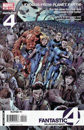 Fantastic Four #555A