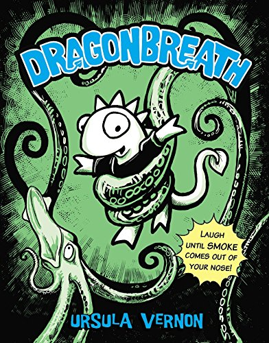 Dragonbreath, Number 1