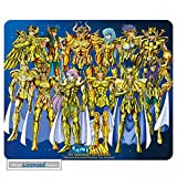 Saint Seiya - Gold Saints Tappetino per Mouse (24 x 19cm)