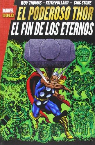 Poderoso thor: fin eternos editado por Panini / marvel