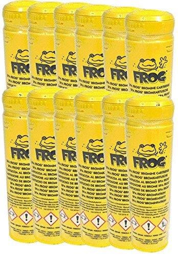 Spa Frog Bromine Cartridges x 12