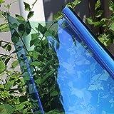 HOHO Abmessungen 152x 100cm Chameleon Windschutzscheibe Tönungsfolie Solar Film vlt74%