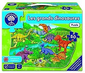 Orchard_Toys-Dinosaurios Puzzle 50Piezas, 185