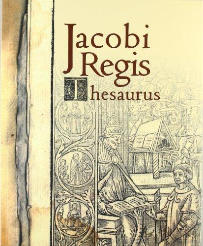 Jacobi Regis Thesaurus (Fora de col·lecció) por Vicent García Edo