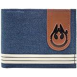 Star Wars Solo Millennium Falcon Bleu Portefeuille