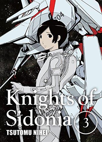 Knights Of Sidonia, Vol. 3 Cover Image
