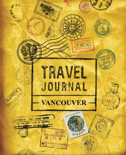 Travel Journal Vancouver