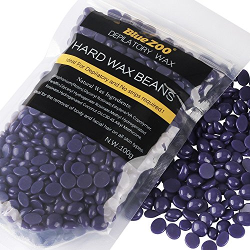 Hanyia Hair Removal Wax Beans Stripless Full Body For Men And Women 100g