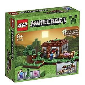 LEGO Minecraft 21115 – Steve's Haus