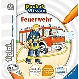 Ravensburger 00690 tiptoi Buch Feuerwehr