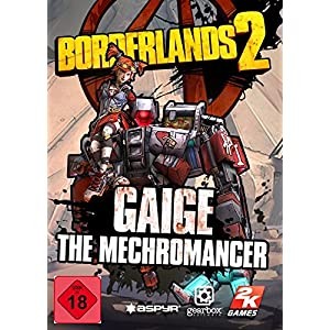 Borderlands 2 – Mechromancer Pack [Mac Steam Code]