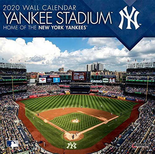 New York Yankees Yankee Stadium 2020 Calendar