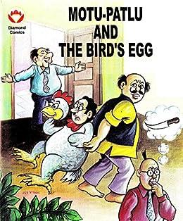 Motu Patlu And The Bird S Egg Diamond Comics Motu Patlu Book 3