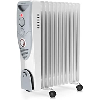 7b6d8ca586e Ultramax 9 Fin 2000w Electric OIL FILLED RADIATOR Heater With ...