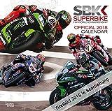 Superbikes 2019 - 18-Monatskalender (Wall-Kalender)