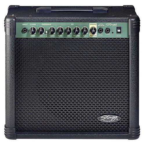 Stagg 25015605 40 GA R EU SPRING REVB Gitarre Amplifier (40 Watt)