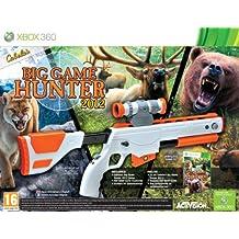 Cabela's Big Game Hunter 2012 Bundle with Gun  [Importación inglesa]