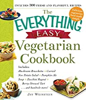 Hundreds of healthy, everyday meals!The Everything Easy Vegetarian Cookbook makes preparing delicious everyday vegetarian meals quick and simple. This comprehensive cookbook has it all: recipes for hectic weeknights, make-ahead slow cooker meals, imp...