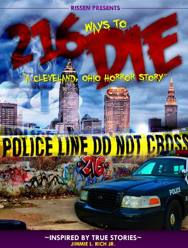 ebook: 216 Ways To Die: (A Cleveland Ohio Horror Story) (B00G9JHFWM)