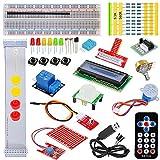 tolako Starter Kit per 3, 2e Raspberry Pi Modello B + T GPIO scheda di espansione, PL2303, passo motore, Breadboard, display a matrice, telecomando Starter Kit - Tolako - amazon.it