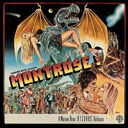 Warner Bros.Presents (Lim.Collectors - Montrose-cd