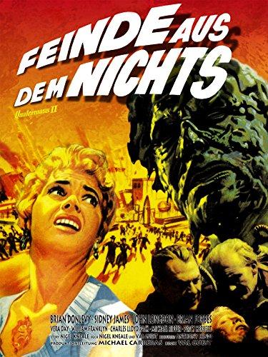 Feinde aus dem Nichts -  Quatermass 2 Horror Classics 50 Movie Pack
