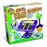 Small World Toys Pequeño mundo juguetes energía Solar sistema kit de ciencia, multicolor, 30,48x 30,48x 9.65cm
