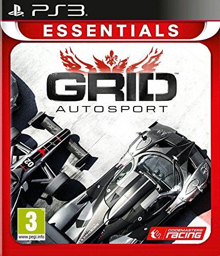 Sony GRID Autosport, PS3 Essentials PlayStation 3 Inglese, Francese videogioco