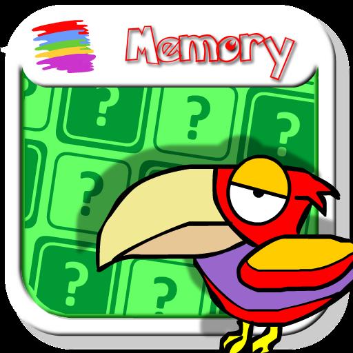 Giochi per bambini - Gioco per allenare la memoria dei bambini