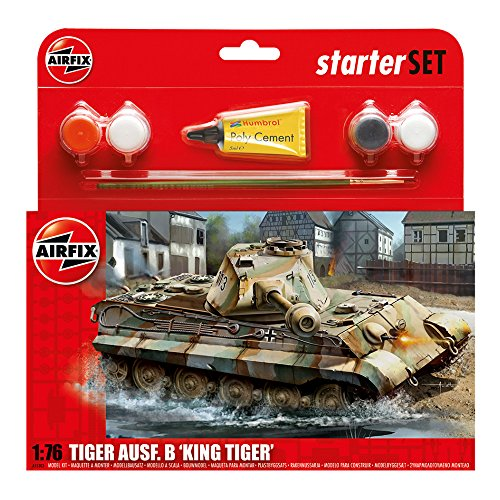 Airfix A55303 Modellbausatz King Tiger